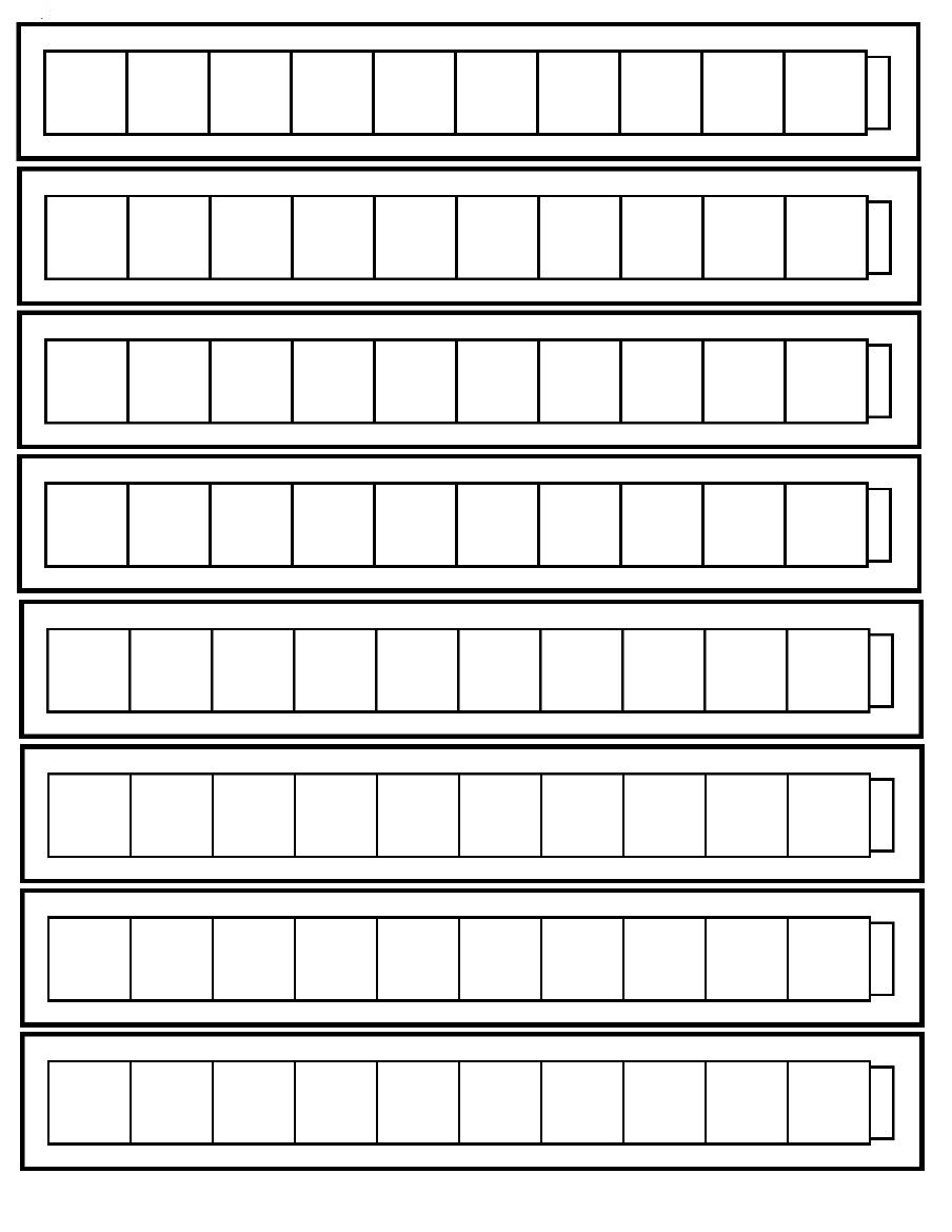 hight resolution of Unifix Patterns   Math patterns