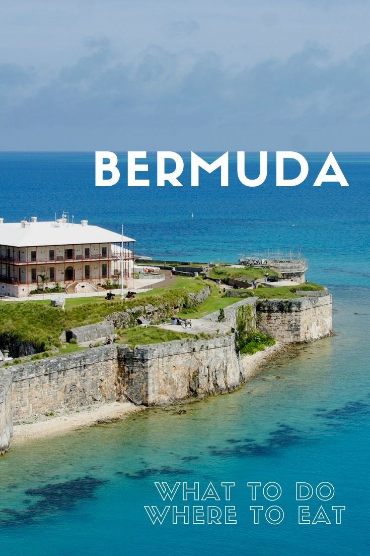 What To Do And Where To Eat In Bermuda