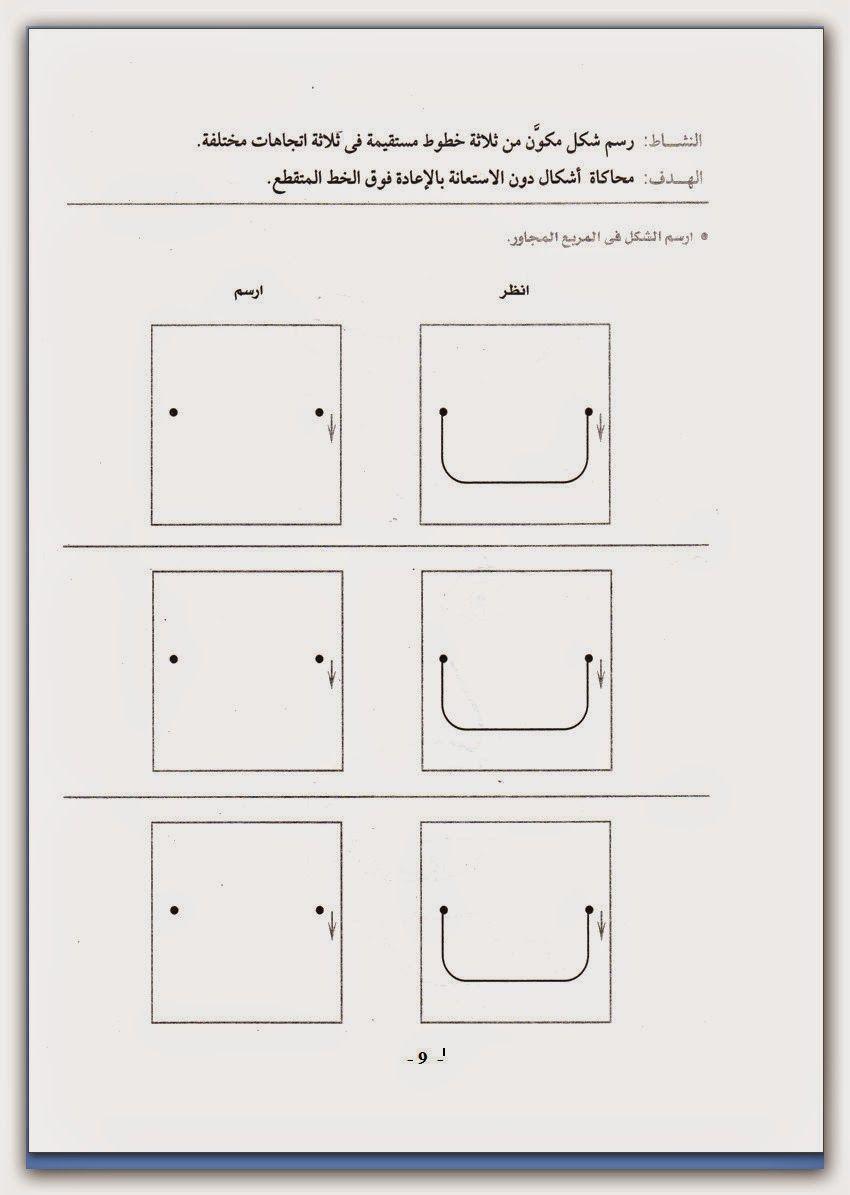 أوراق عمل للتحضيري لتدريب اليد على الخط موارد المعلم Alphabet Letter Crafts Islamic Kids Activities Letter A Crafts