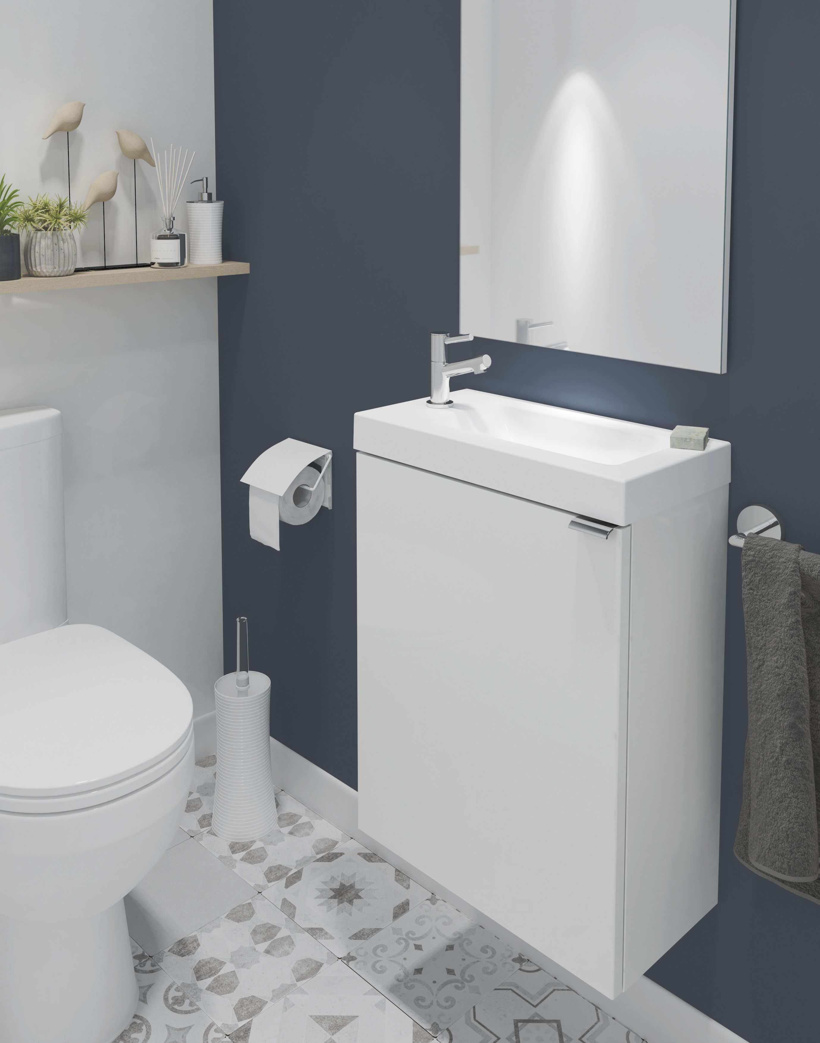 40+ Wall mounted bathroom cabinets bq inspiration