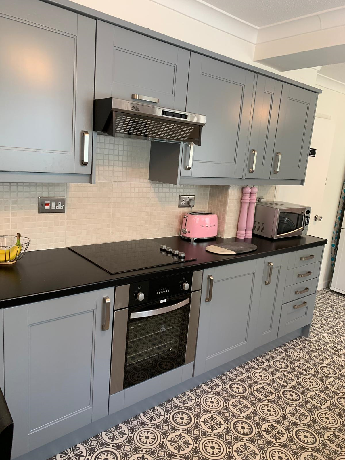 Make your old run down kitchen look brand new again ...
