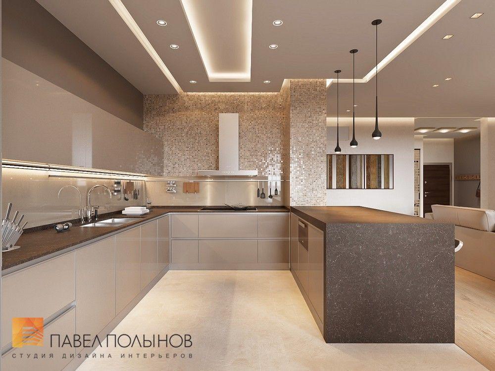 Modern konyha capuccino és krém színben Kitchen Pinterest - nobilia küchen bewertung