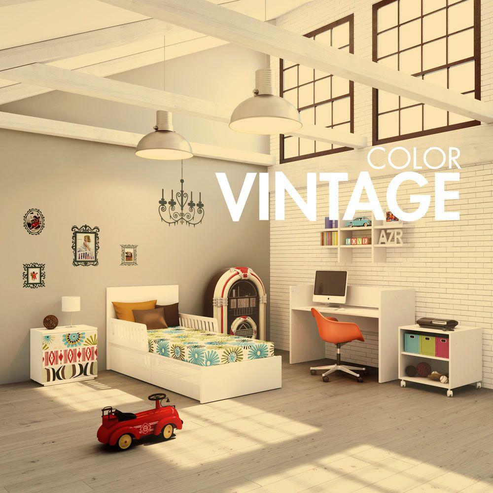 Vintage design baby furniture, habitaciones y muebles infantiles ...