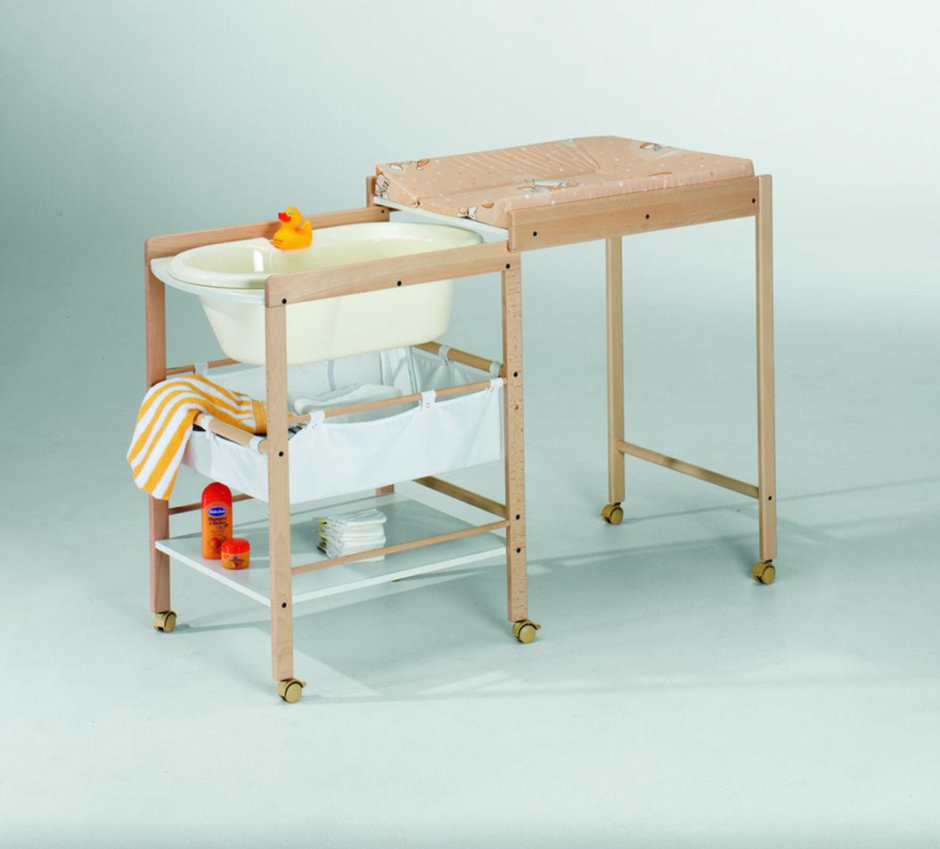 La table à langer et de bain HANNA de Geuther | cosas bonitas ...
