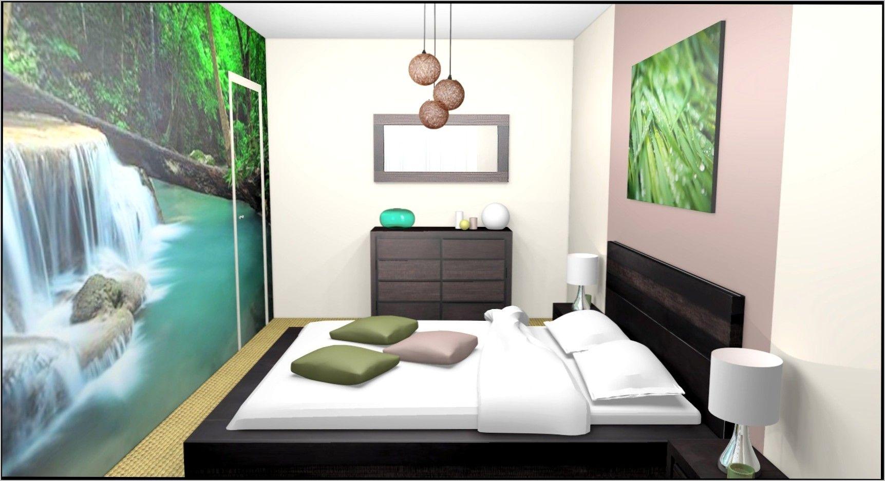 Deco Chambre Ado Vert Et Gris Deco Chambre Zen Deco Chambre Chambre Zen