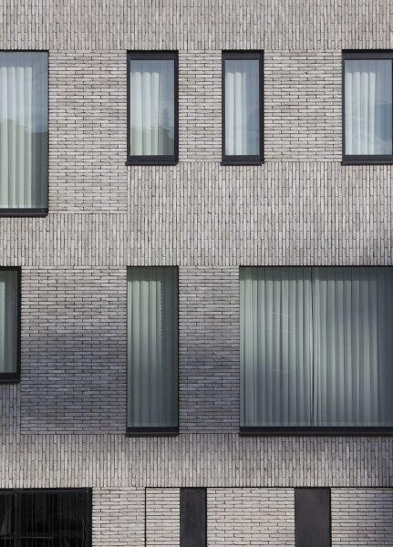 Pin von Pascal Knarren auf Moderne Bürogebäude  Pinterest  Fassaden, Architektur und Mauerwerk