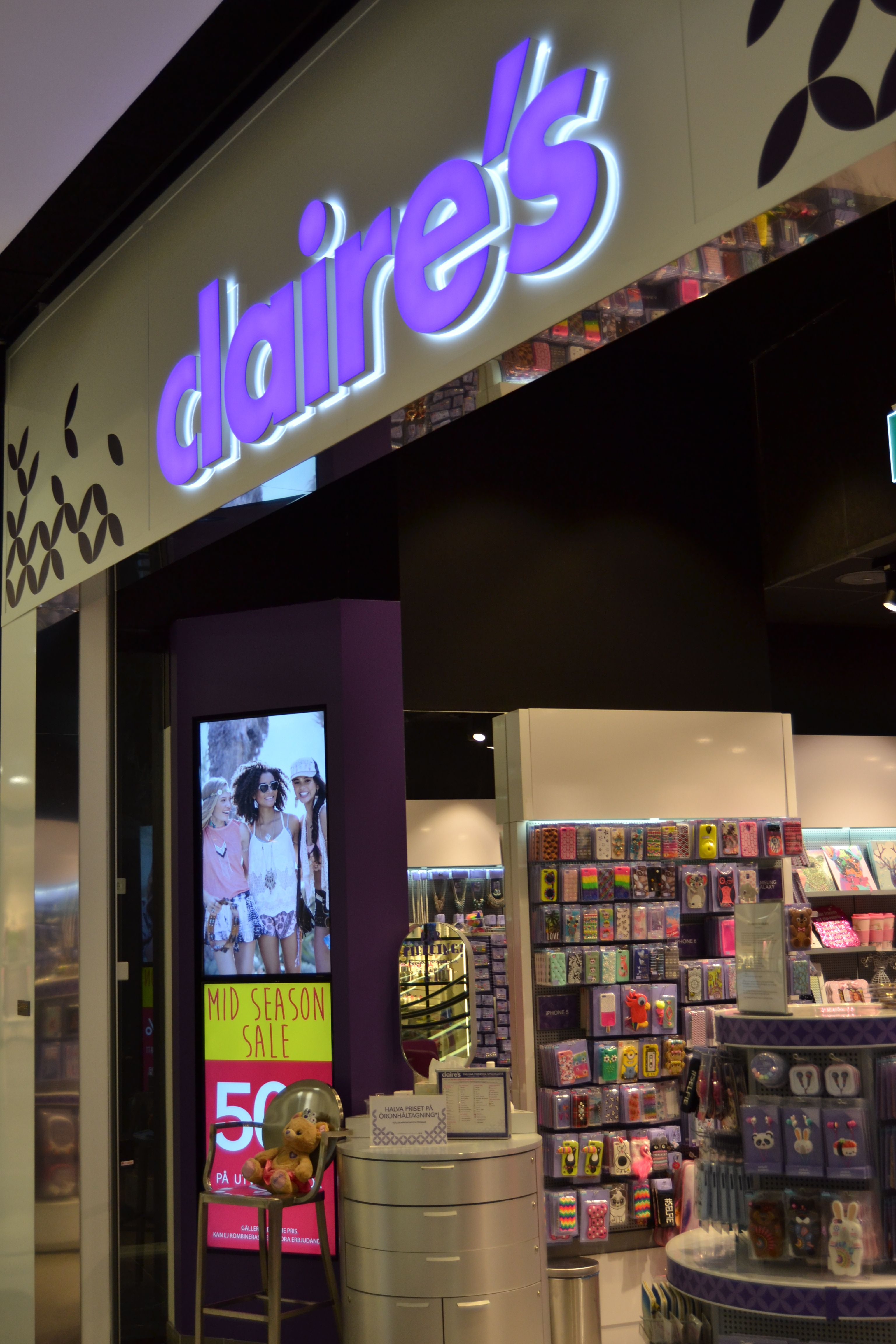 nagelsalong mall of scandinavia