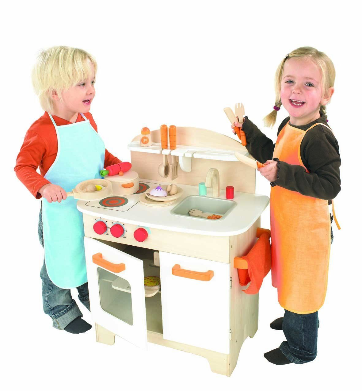 Amazon.com: Hape Gourmet kitchen - White: Toys & Games | Kids stuff ...