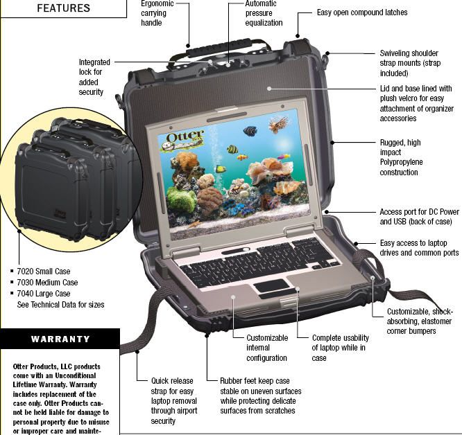 Otterbox Features Rugged Laptop Tablet Pc Cases Otter Box