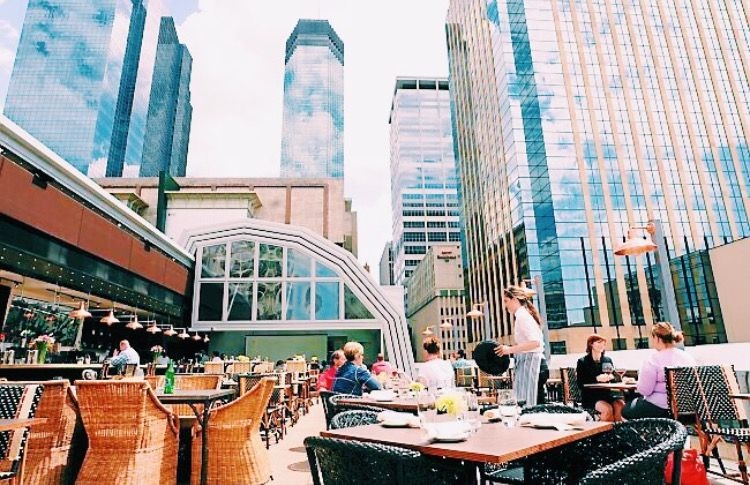 Rooftop Dining In Minneapolis Mn