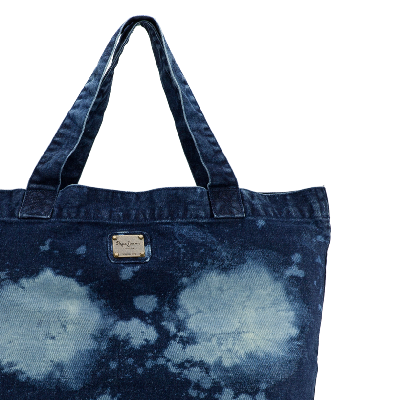 Butypl Torba Pepejeans Bags Jeans Store Reusable Tote Bags