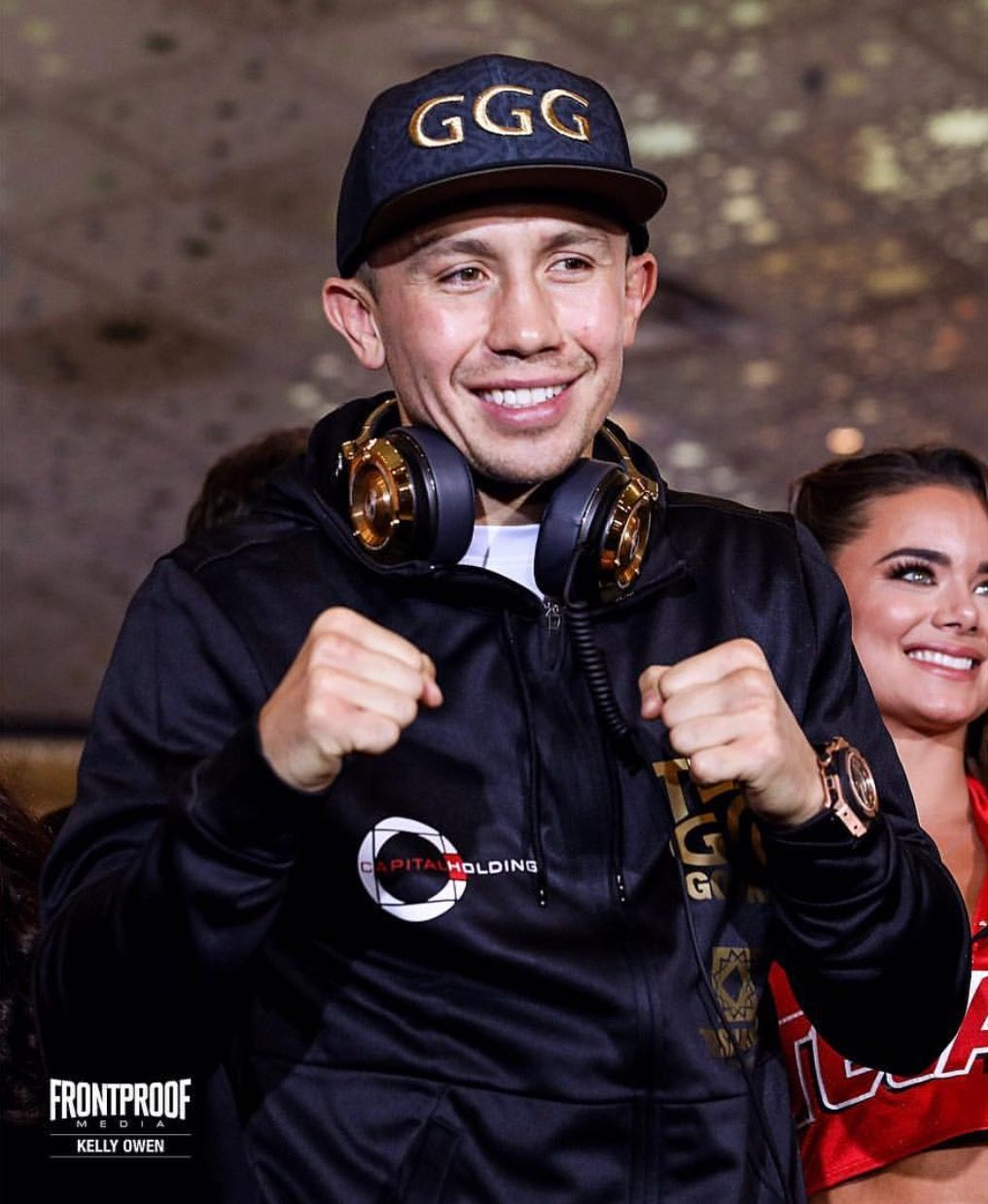 Sep 13 VIDEO: HBO Boxing News: Gennady Golovkin Interview
