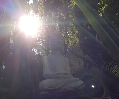 Hotai Dicker Lachender Buddha Aus Mamorstein In 2020 Lachender Buddha Buddha Buddha Statuen