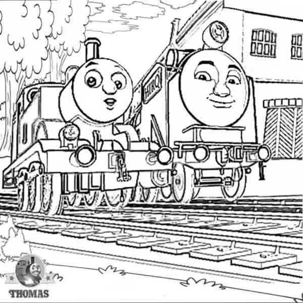 find this pin and more on thomas the train hiro thomas the train coloring pages printable - Thomas The Train Coloring Pages Free Printables