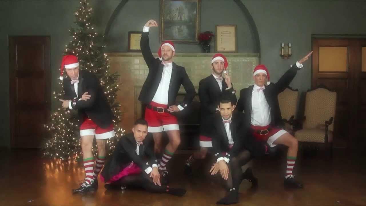 GMCLA With Bells On (Kmart Joe Boxer Parody) | Christmas Hunks ...