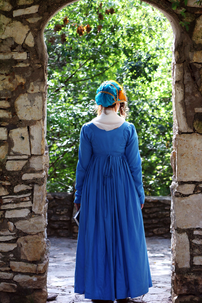 Full Regency Era Costume