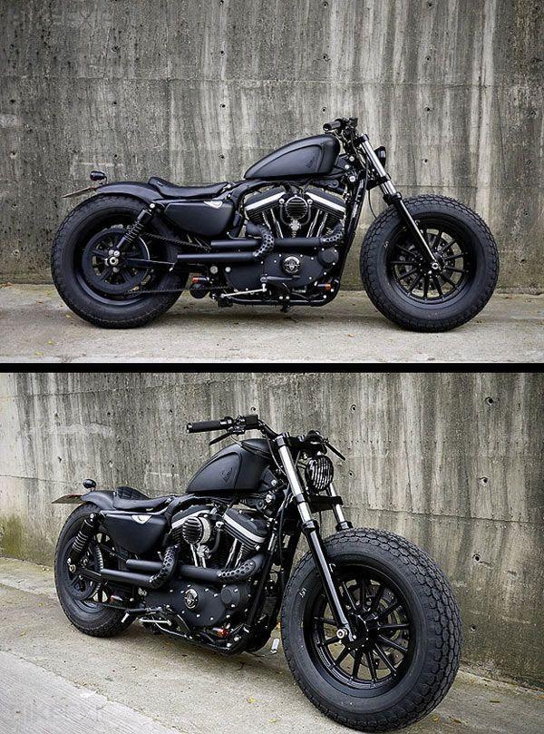 The-Harley-Davidson-Iron-883.☆Harley Davidson Motorcycle Service ...