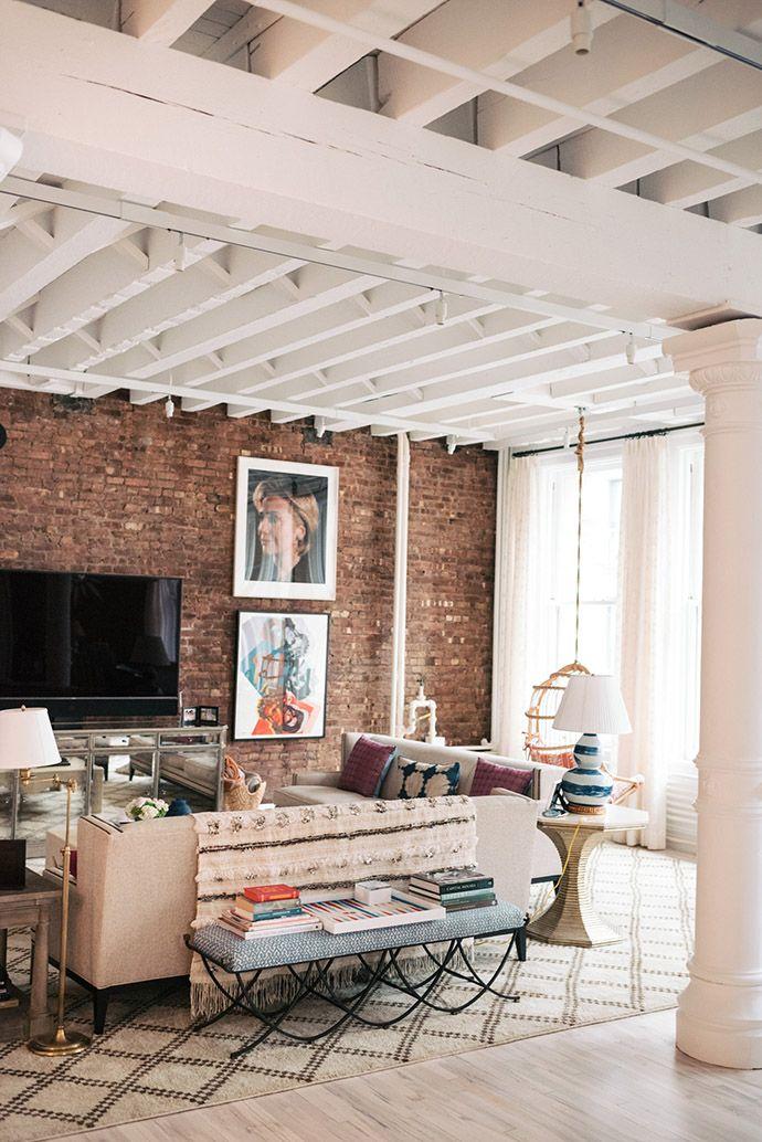 Step Inside A One Of Kind Soho Apartment