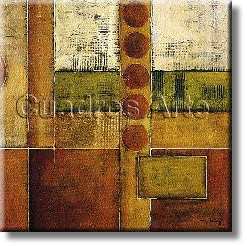 Laminas | Cuadros - Cuadros Abstractos I