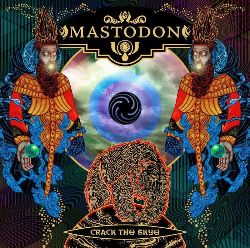 Mastodon Crack The Skye Cover Design Another Great One Where