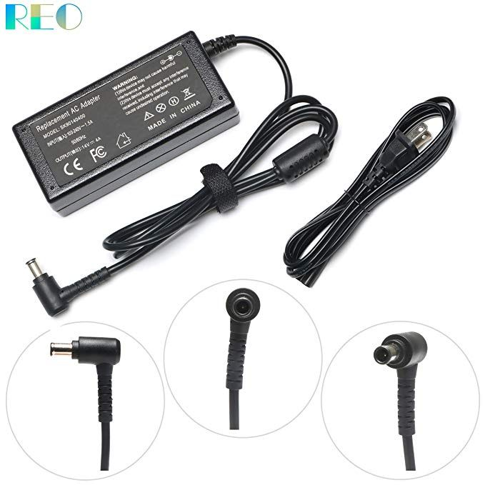 AC Power Adapter for Samsung UN19F4000AFXZA UN19F4000AF UN22F5000AF UN19F4000