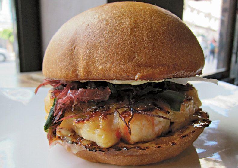 Los Angeles's New Downtown - Umami Burger