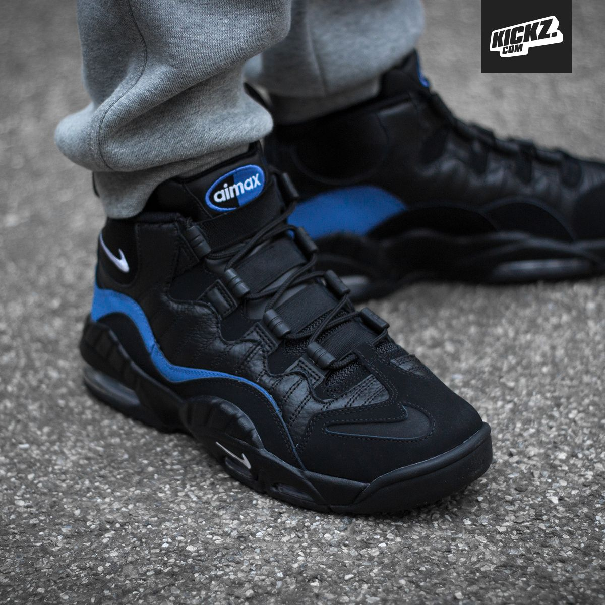 6414762d8df Nike Air Max Sensation - the retro version of Chris Webber s classic Air Max  CW is still a beast!