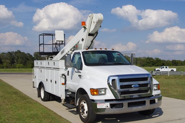 Used Bucket Trucks For Sale >> Used Bucket Truck For Sale Versalift Lt 62 2009 Ford