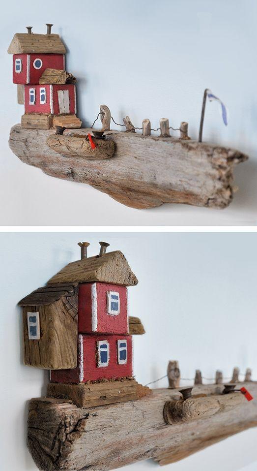 Christine Grandt Treibholzkunst maritime Geschenke