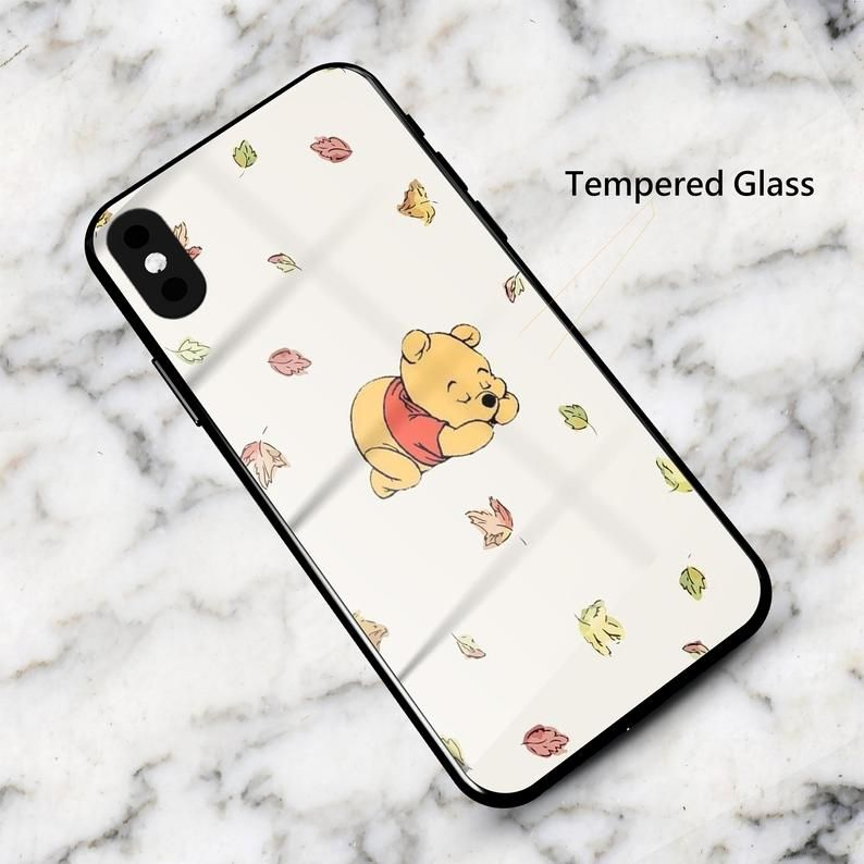 POOH Disney iPhone XS Max Case Cover