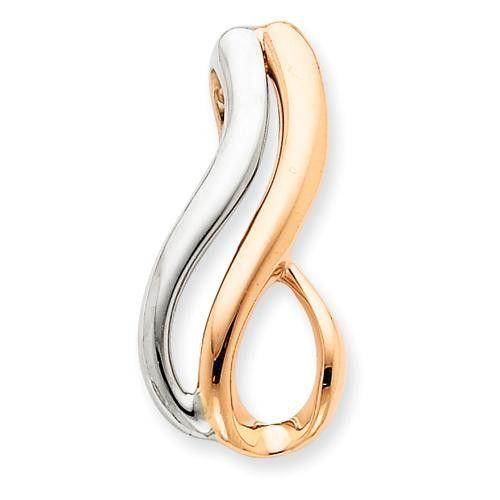 Gold pendants slides domed omega gold chains and pendant slides gold pendants slides aloadofball Images