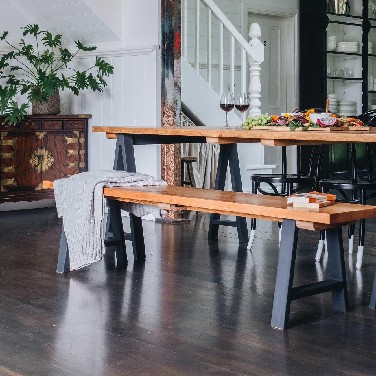 Small Trestle Dining Table 036 1 540 00 Ndash 036 2 670 00 Trestle Dining Tables Dining Table Dining Table Top