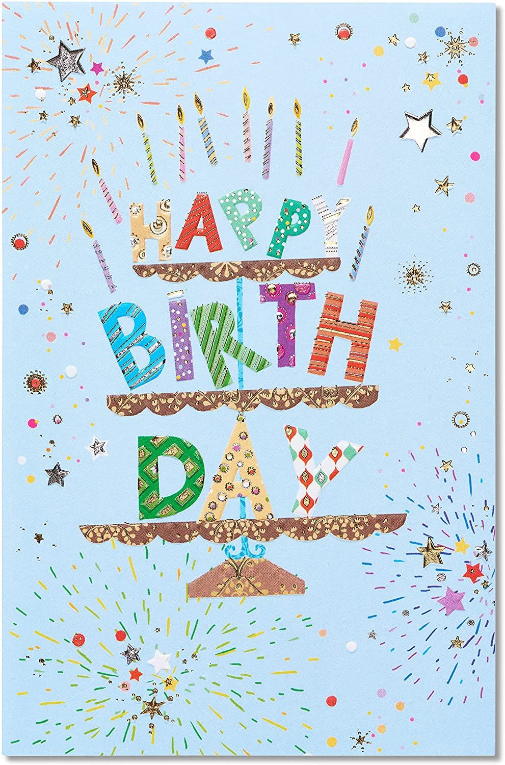 American greetings birthday card for him amazing guy in