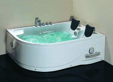 Whirlpool Spa Twin Corner Bath X