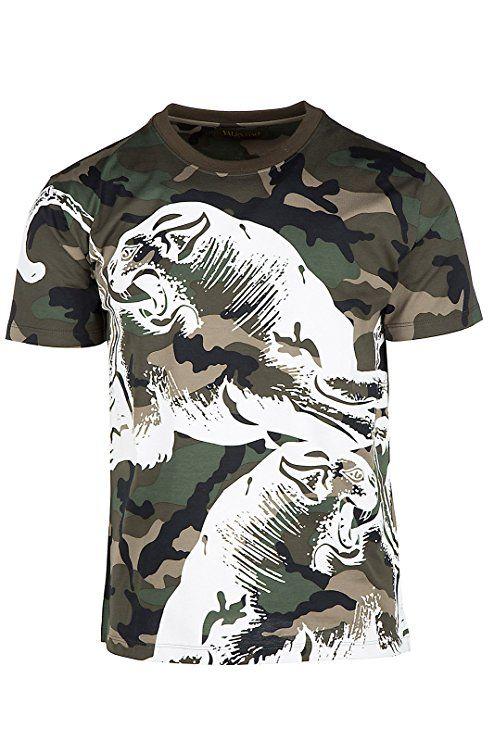 83b60a64 Valentino men's short sleeve t-shirt to crew neckline jumper green (  World's most expensive t-shirt)