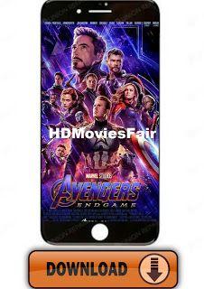 Avengers Endgame (2019) Full HD Movie Free Download Hindi Dual Audio 720p-HDMoviesfair