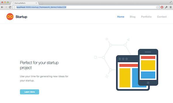 Startup Framework on Rails   Start up, Startup design ...