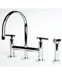 Giagni Contemporary Chrome Kitchen Faucet | Overstock.com ...