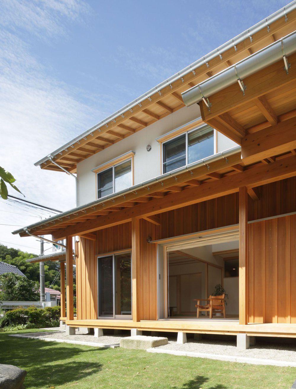素材を生かし シンプルに それが長寿デザインの秘訣です 良い家の