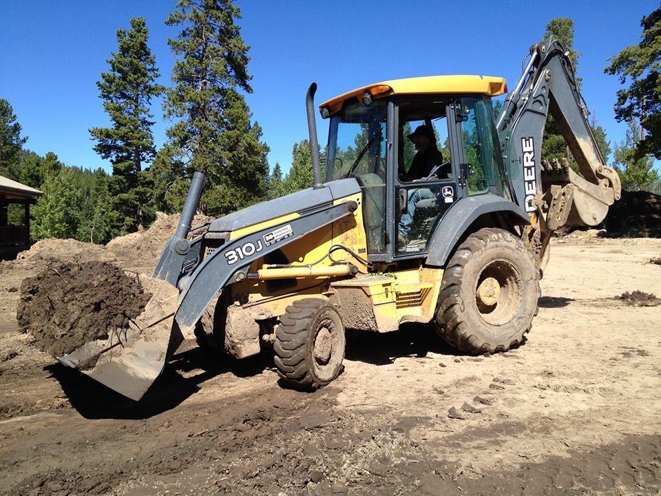 Progress!!! Rebuilding!   http://www.aspenlodge.net/index.php/news/restore-aspen-lodge