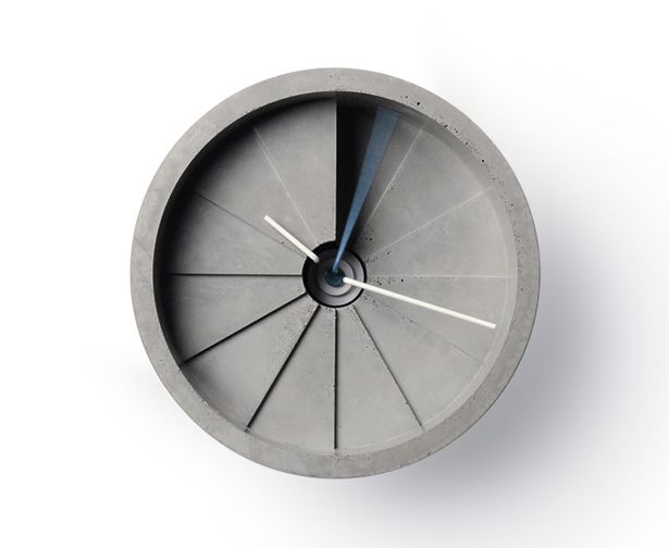 Wanduhr Design 4th dimension clock 22 design studio dieser blick über