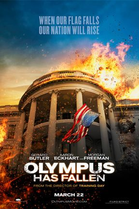 Albany.com Movie Listings - Olympus Has Fallen