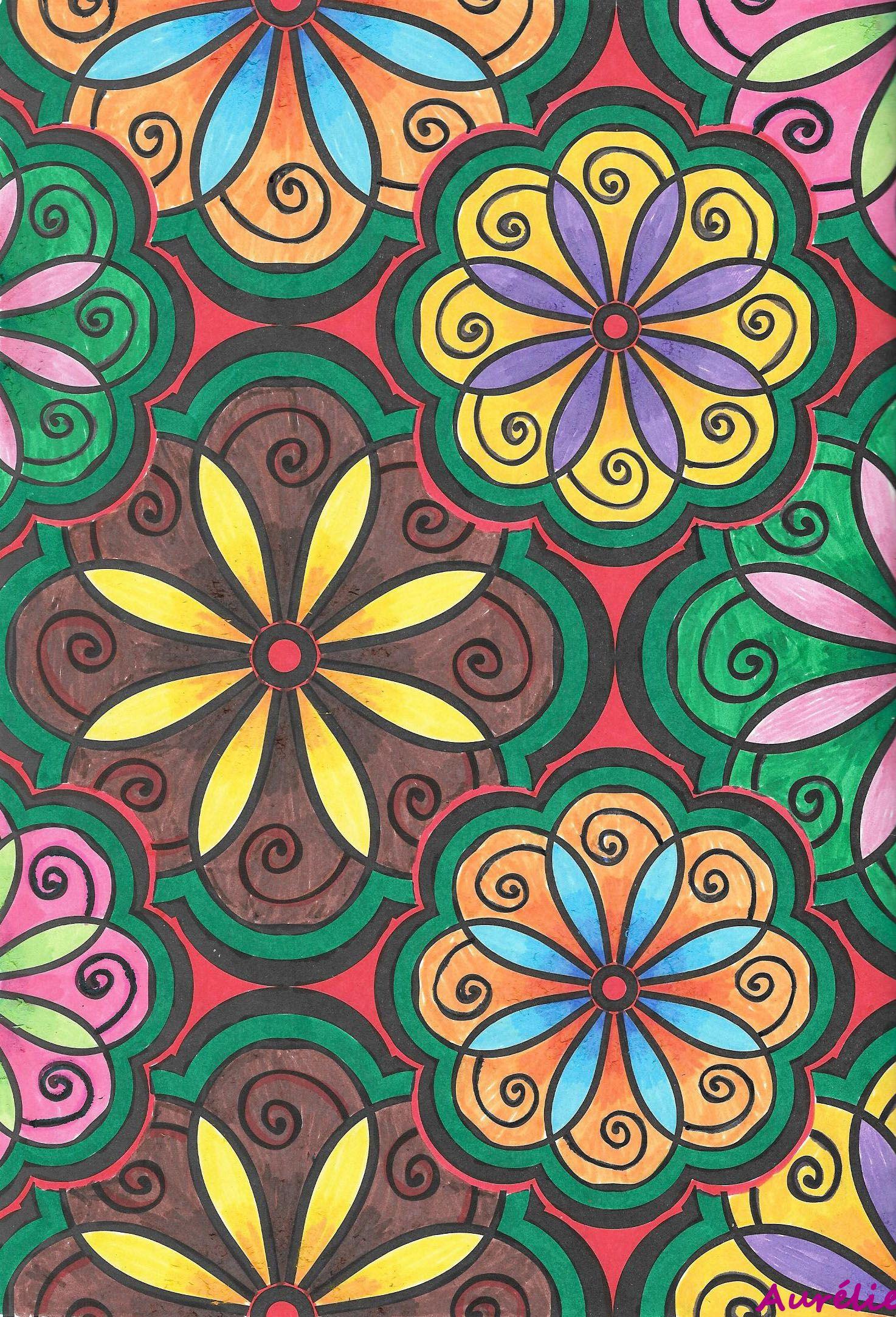 Color art mandala wonders - Page 37