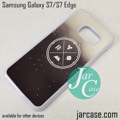 Destiny Symbols Phone Case For Samsung Galaxy S7 S7 Edge Destiny