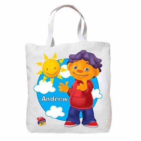 4e862dad16d4c Personalized Sid the Science Kid Sunny Day Tote Bag | Products ...