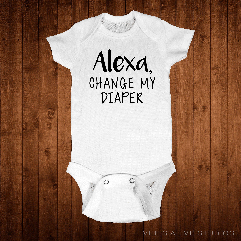 Little Blessing Gerber Onesie Funny Baby Shirt Silly Bodysuit Shower Gift