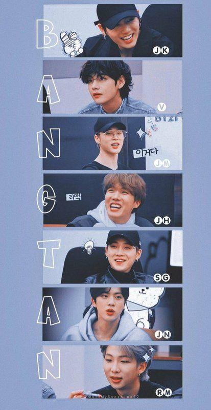🔰 BTS - Wallpaper | Shared Folder | ARMY-BR Amino