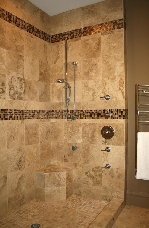 Bathroom Tiles Ideas 2012 Part - 48: Show Designs Bathroom Tile Shower Designs