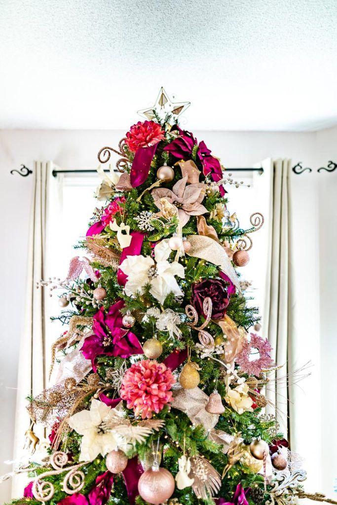Christmas 2018 Home Tour CHRISTMAS Tree Decorating