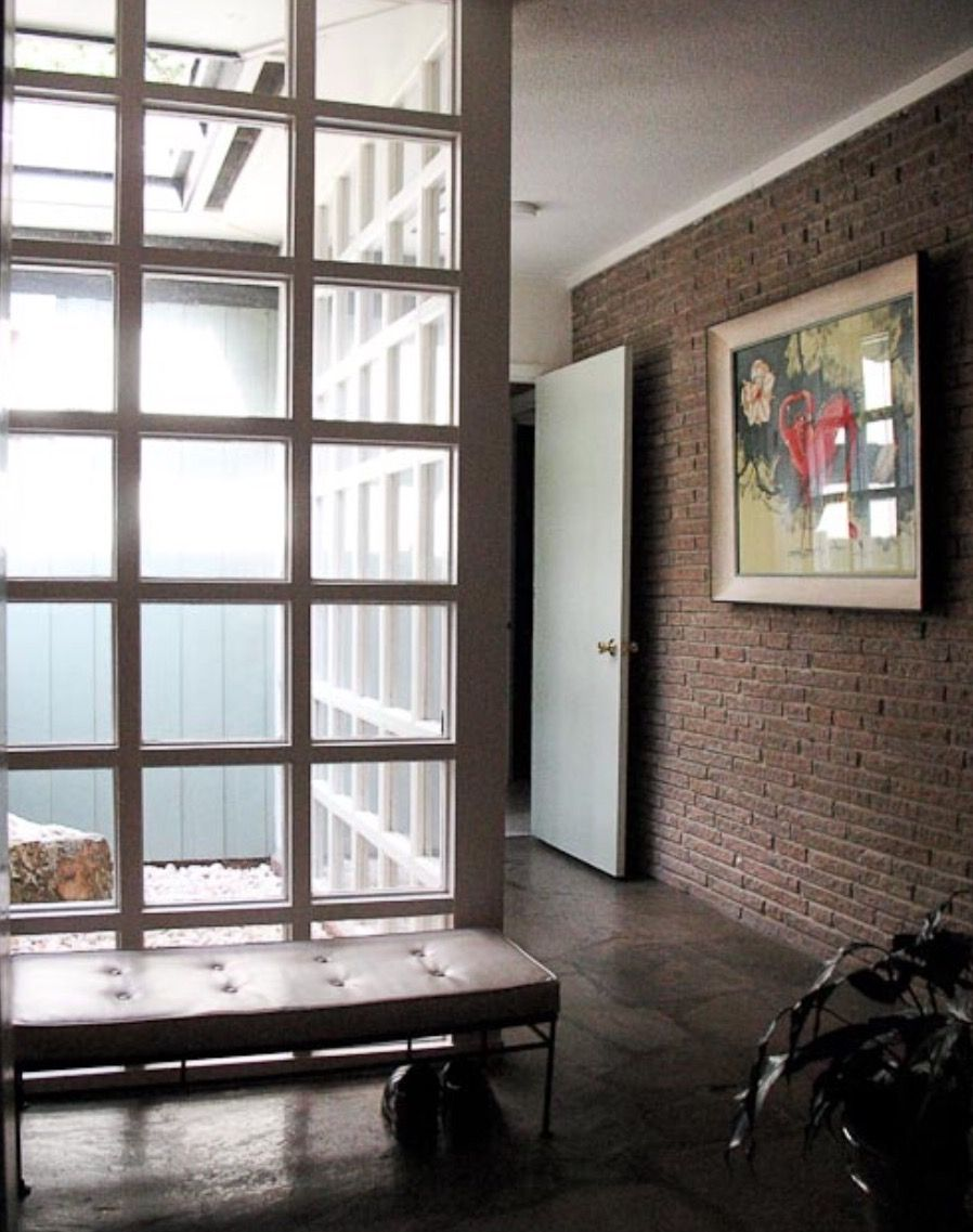 Pin by Sue Rutherford on Mid Century Entryways Mid